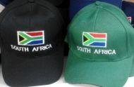 SA Flag Cap