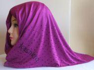 Kashka Beaded Purple