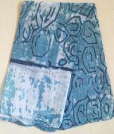 Printed Tie Dye Scarf