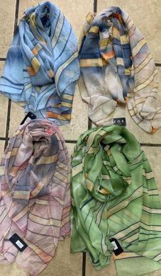 Stripe Cotton Fashion Scarf