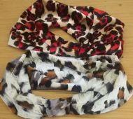 Leopard Print Fashion Headband