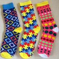 Funky Print Socks
