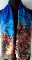 Silk Chiffon Floral Print