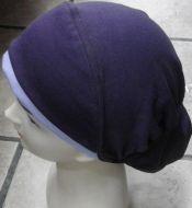 Beaded Underscarf Bonnet